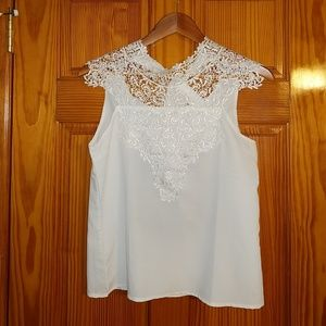 Tops - Summer white top